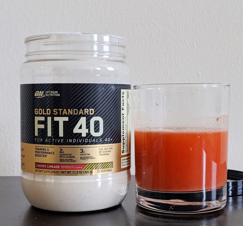 Fit 40 Performance Booster