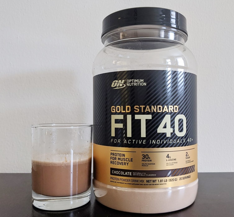Fit 40 Protein Chocolate