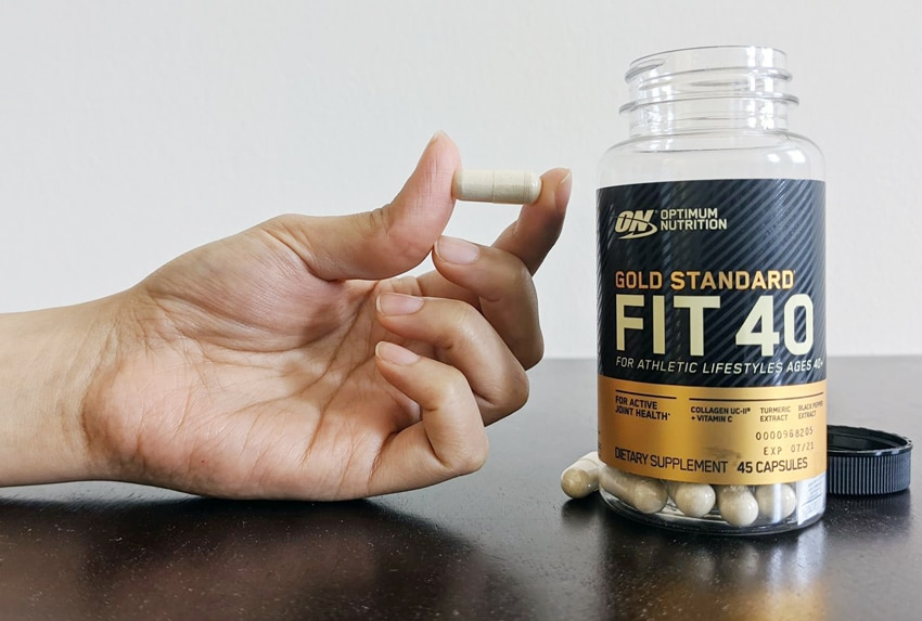 Gold Standard Fit 40 Joint Health