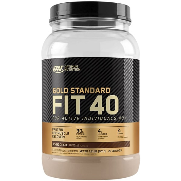Gold Standard Fit 40 Protein Powder