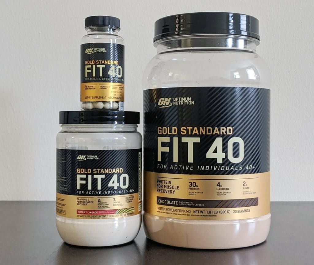 Gold Standard Fit 40 Stack