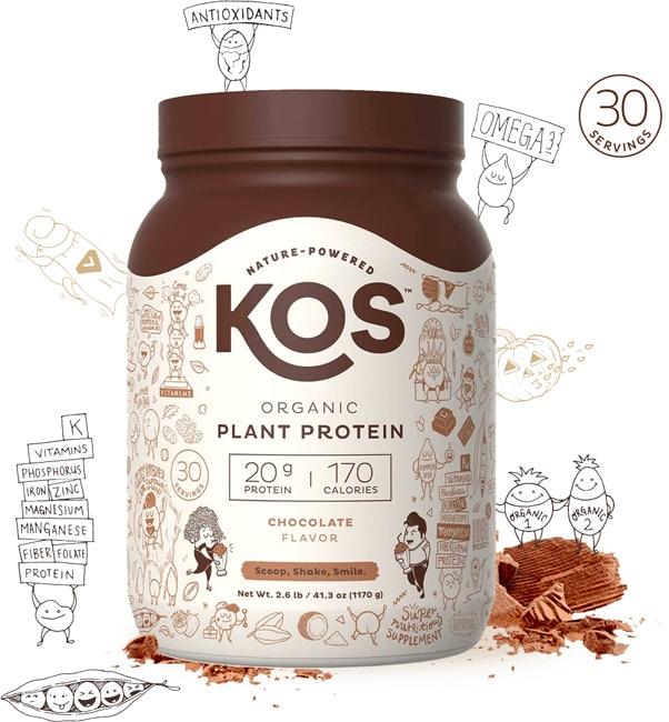 KOS Protein Review