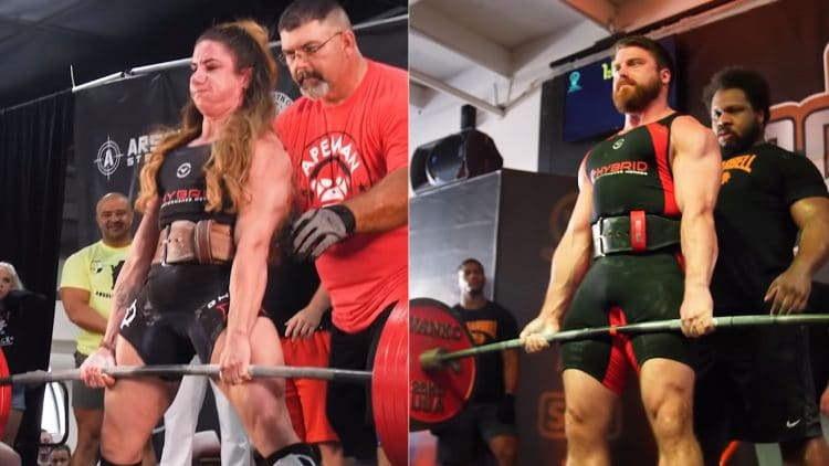 Male Female Training