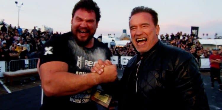 Martins Licis wins Arnold Strongman USA