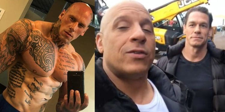 Martyn Ford Cast in Fast & Furious