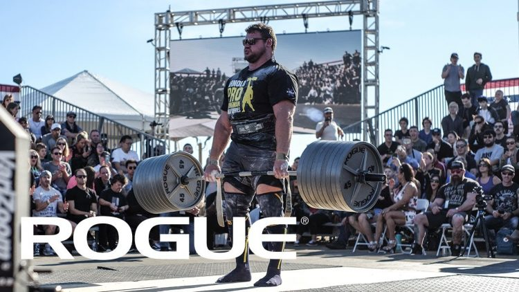 Watch the live Arnold Strongman USA 2020