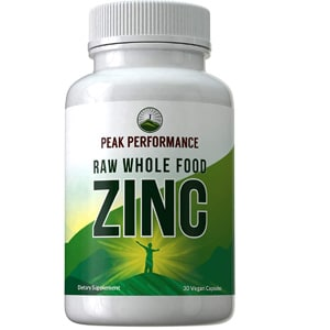Peak Performance Zinc