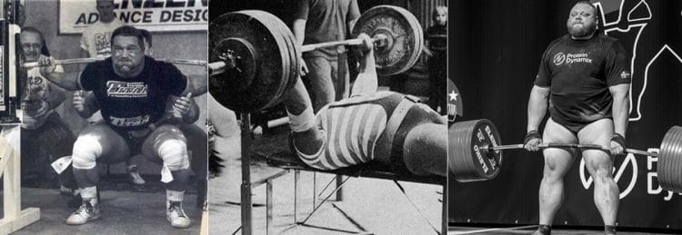 Powerlifter Movements