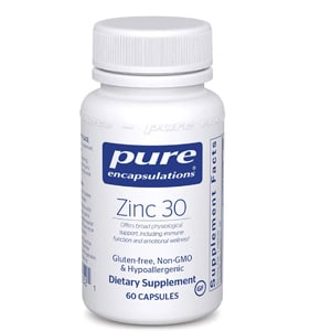 Pure Encapsulations Zinc
