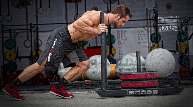 Rich Froning Sled