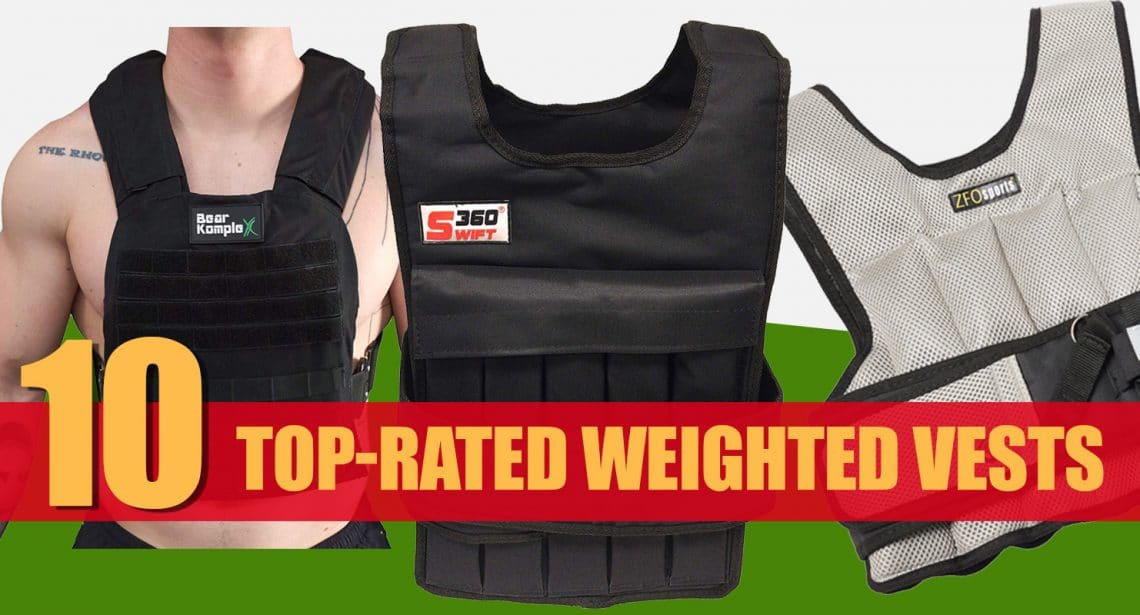 Top Rated Weighted Vests