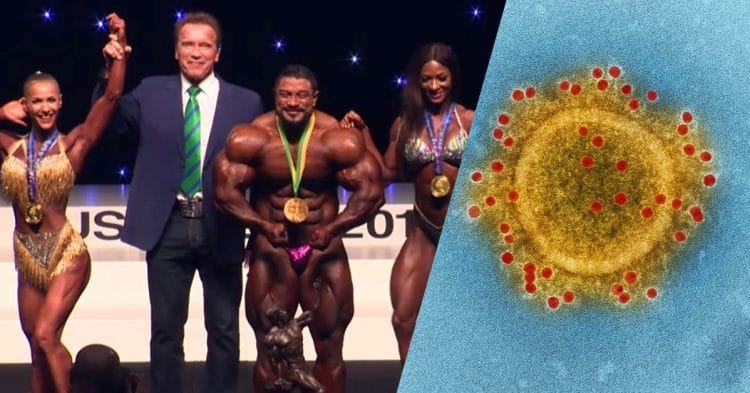 Arnold Sports Festival Coronavirus