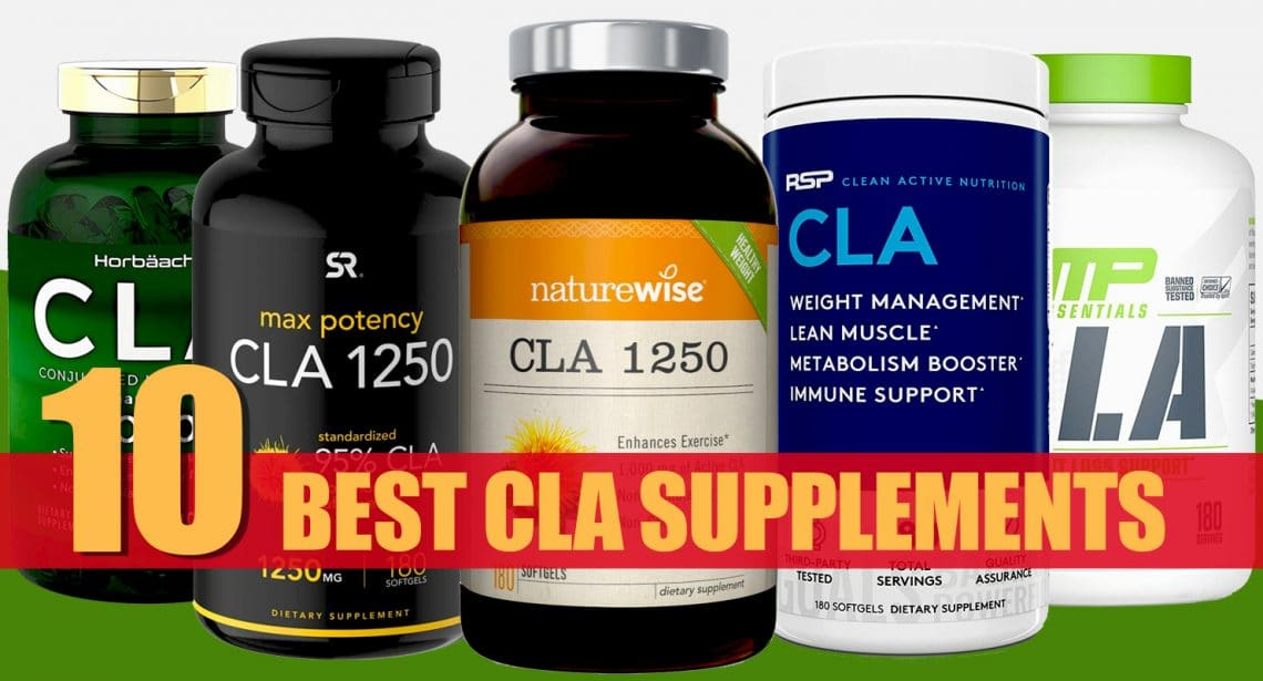 Best CLA Supplements