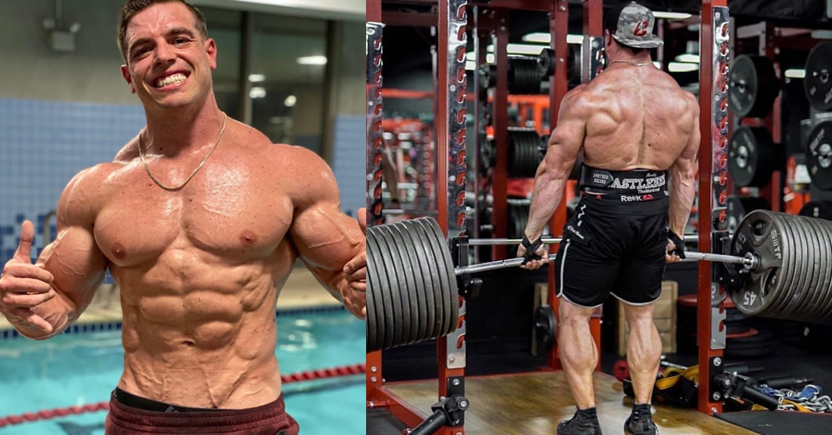 Brad Castleberry Opens Up On If He Is Natural Fitness Volt