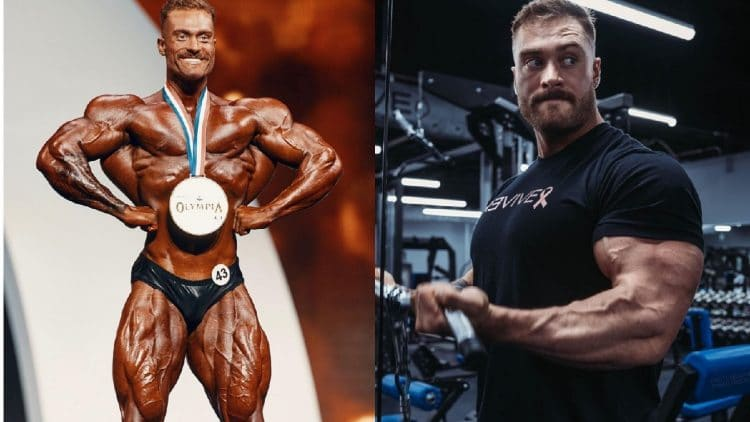 Chris Bumstead Shares His Favourite Tricep Exercises