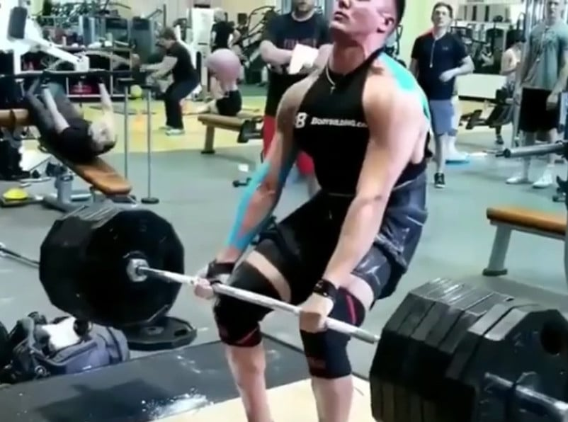 Deficit Deadlift Mistakes