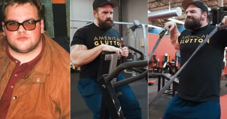 Ethan Suplee Fitness Journey