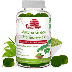 Flamingo Matcha Green Tea