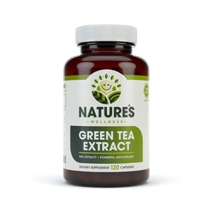 Nature's Wellness Green Tea Extract