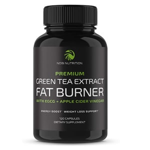 Nobi Nutrition Green Tea