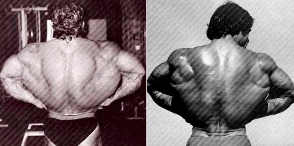 Old School Back Exercises