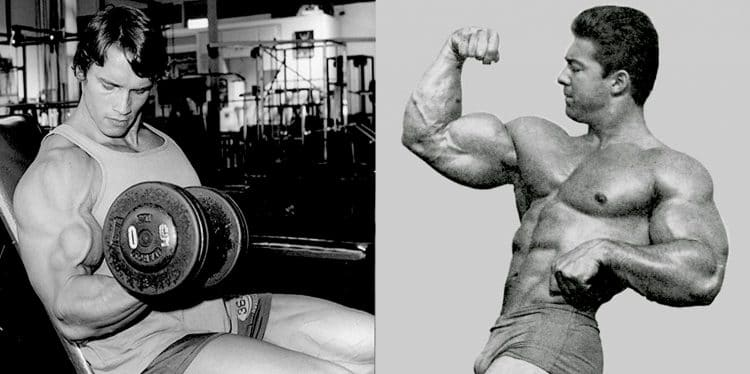 Old School Bicep Workouts