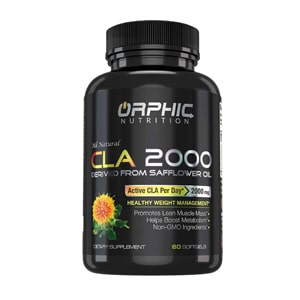 Orphic Nutrition CLA 2000