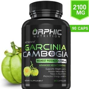 Orphic Nutrition Garcinia Cambogia