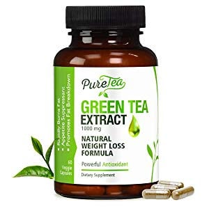 Pure Tea Green Tea Extract