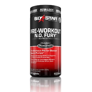 Six Star Pro Nutrition Elite Series Pre Workout