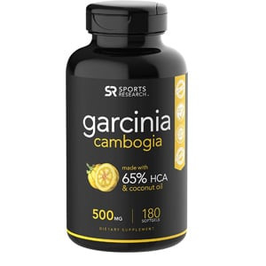 Sports Research Garcinia Cambogia