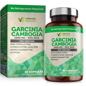 Vitamin Bounty Garcinia Cambogia