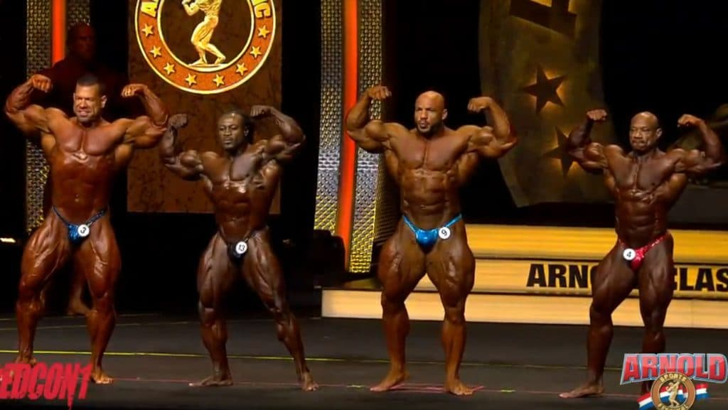4th Callout Arnold Classic