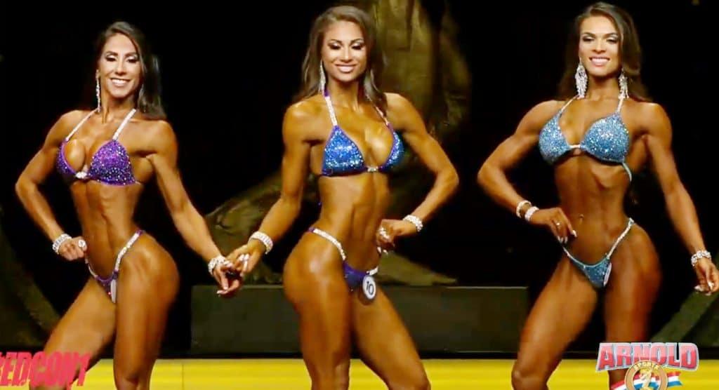 Znalezione obrazy dla zapytania: 2020 Arnold Classic Results: The Winner of Bikini International