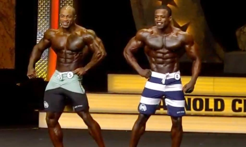4th Callout Men Physique