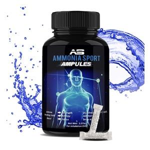Ammoniasport Athletic Smelling Salts Ampules
