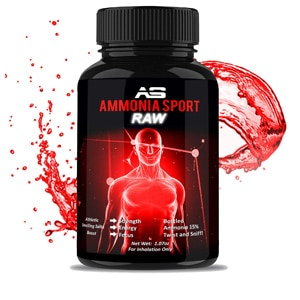 Ammoniasport Athletic Smelling Salts Raw