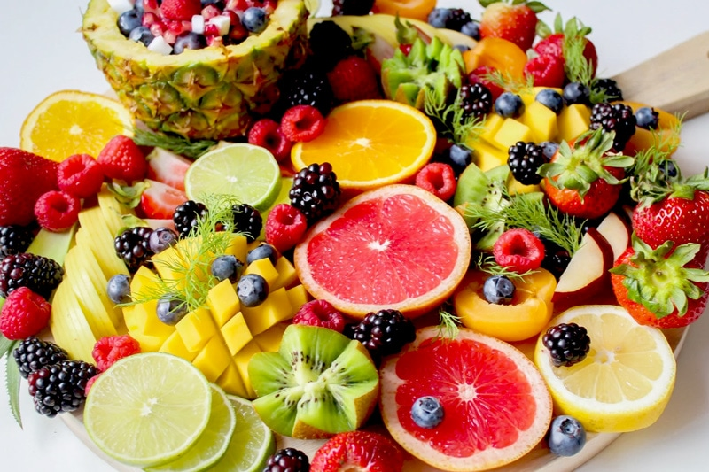 Antioxidants Fruits