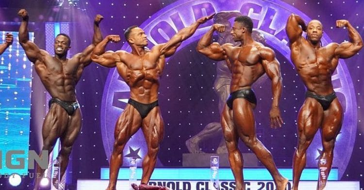 Arnold Classic 2020 Classic Physique Result