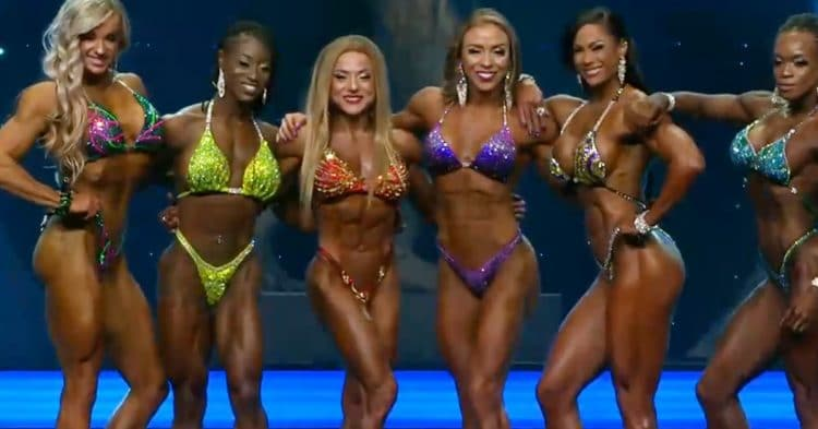 Arnold Classic 2020 Figure International Results