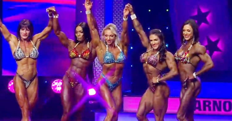 Arnold Classic 2020 Women Physique Results