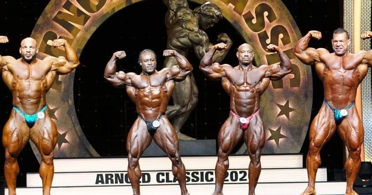 Arnold Classic Bodybuilding Prejudging