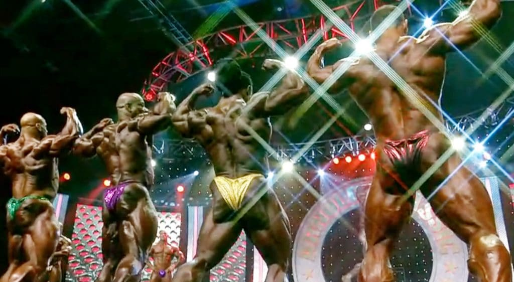 Arnold Classic Finals: Men's Open Bodybuilding