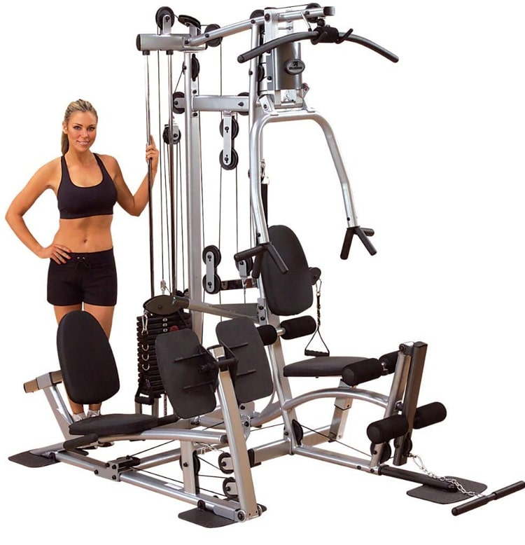 Body Solid Powerline P2lpx Home Gym