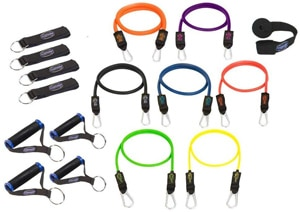 Bodylastics Resistance Bands Set