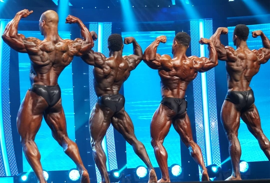 Classic Physique Arnold Classic 2020