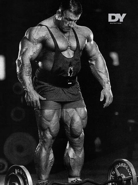 Dorian Yates Legs