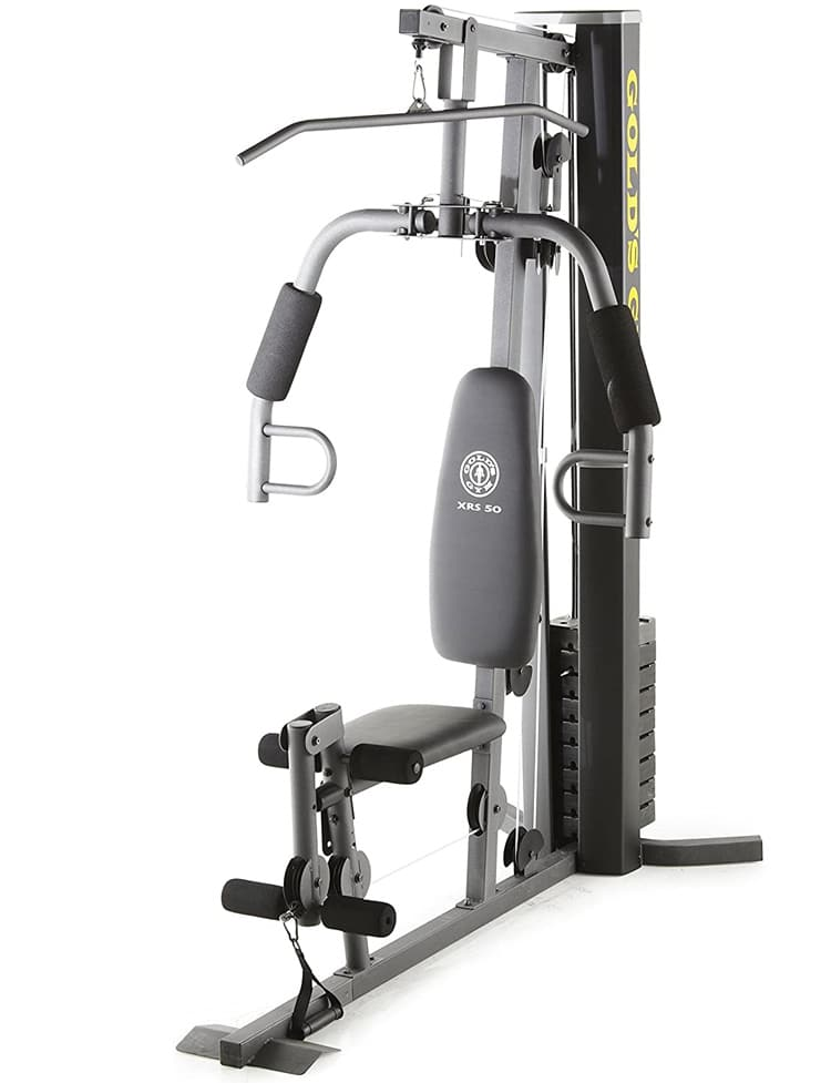 Gold Gym Xrs 50 Home Gym Review