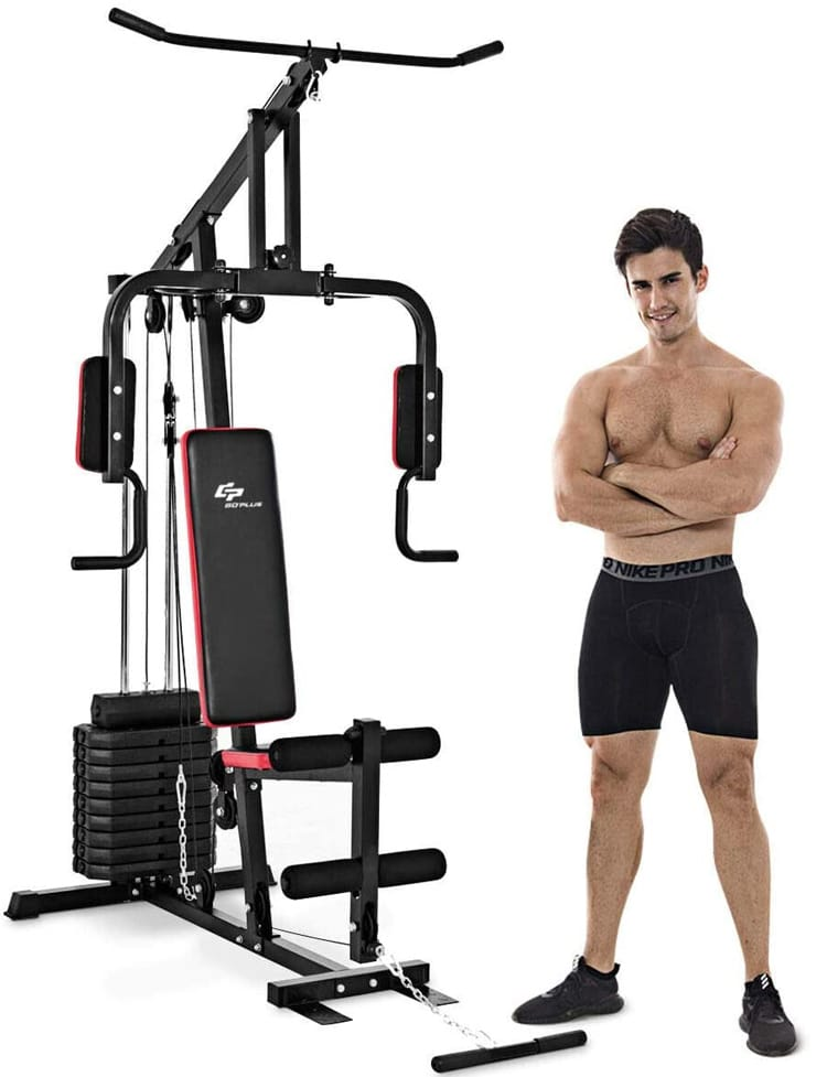 Goplus Multifunction Home Gym Review