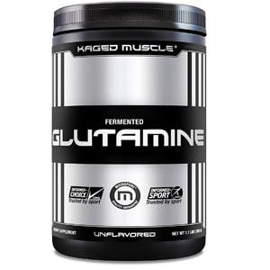 Kaged Muscle L Glutamine Powder 500 Gram